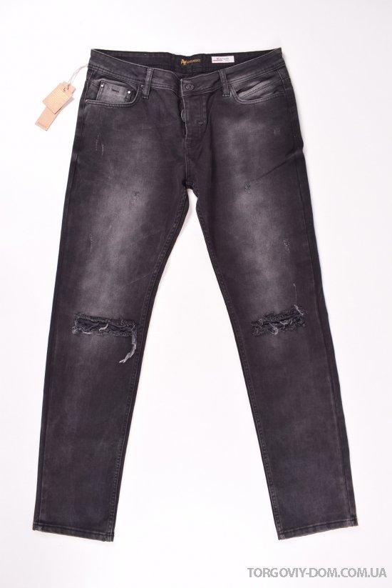 Джинсы мужские (Slim) ANTONY MORATO размеры с 30 по 38 Размер в наличии : 38 арт.6062
