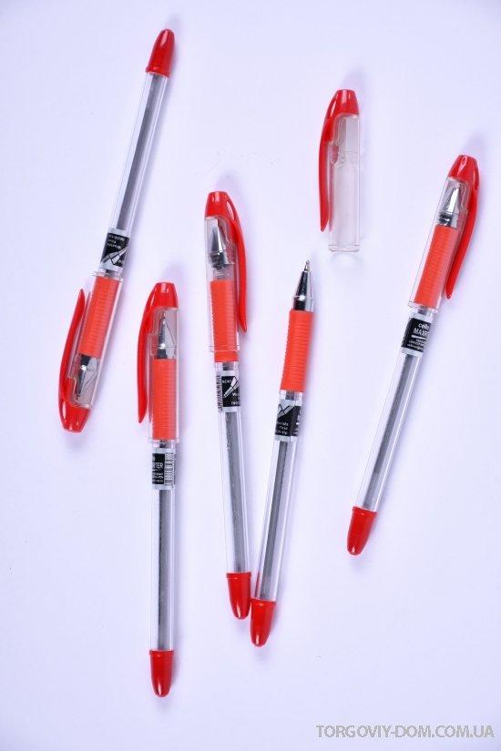 """Ручка масляная (цвет красный) MAXRITER """"Cello"""" арт.MAXRITER"""