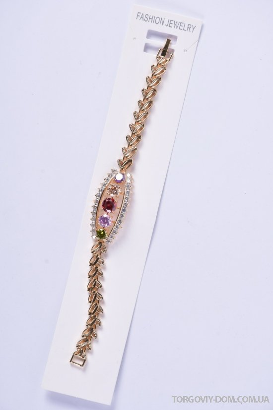 Браслет женский Fashion Jewelry (17см.) арт.1700025-1