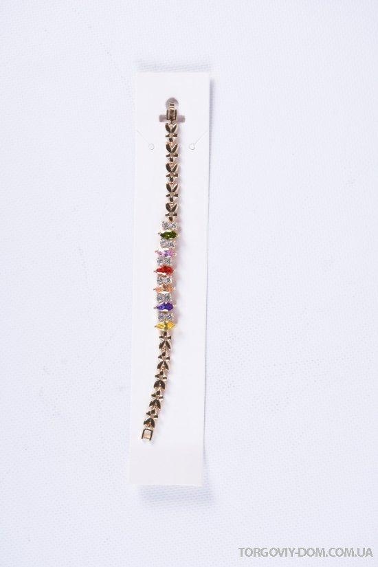 Браслет женский Fashion Jewelry (17см.) арт.9170024