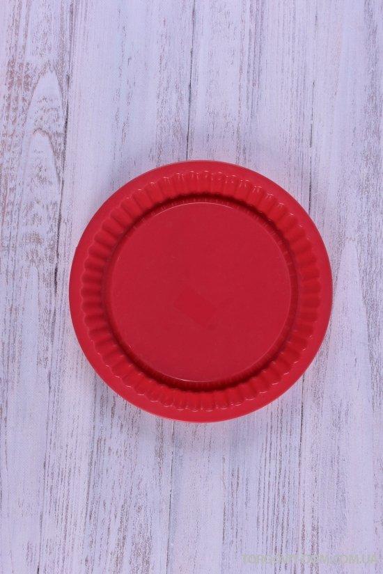 Форма силиконовая Сердце диаметр 25см Stenson арт.HH-413
