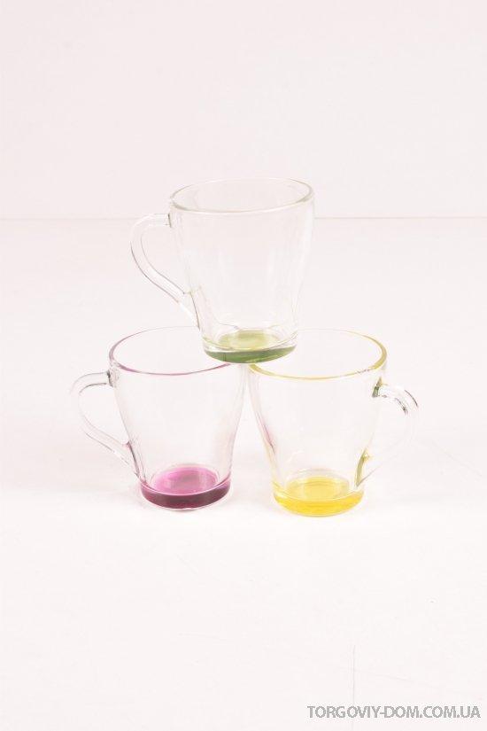 Чашка стеклянная арт.1649