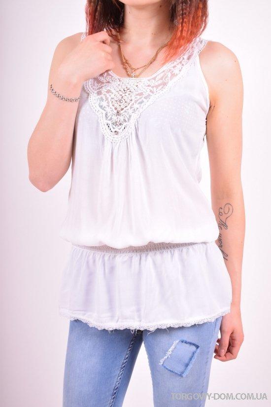 Блузка женская LU JIE Размеры в наличии : 42,44,46,48 арт.L-3023