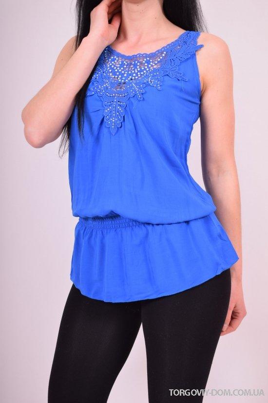 Блузка женская LU JIE Размеры в наличии : 40,42,44,46 арт.L-3156
