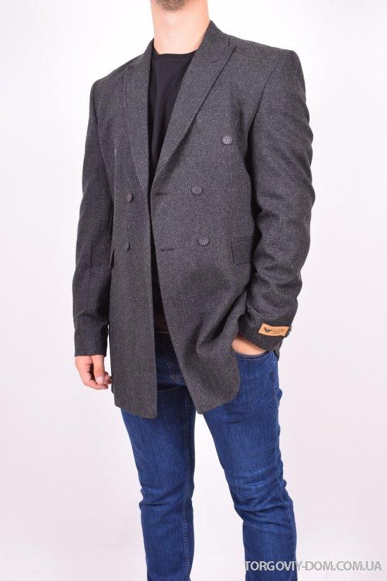 Пиджак классический мужской  (color 07) рост 6  Daniel Gallotti (Cashmere 80%,Wool 20%) Размеры в наличии : 44,46,48 арт.263