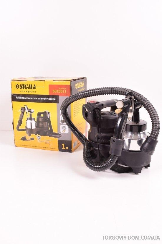 Краскораспылитель HVLP электрический Маляр арт.6816011