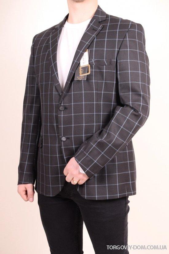 Пиджак классический мужской  (color 05) рост 6 Daniel Gallotti (Polyester 80%,Viscose 20%) Размеры в наличии : 48,50 арт.468