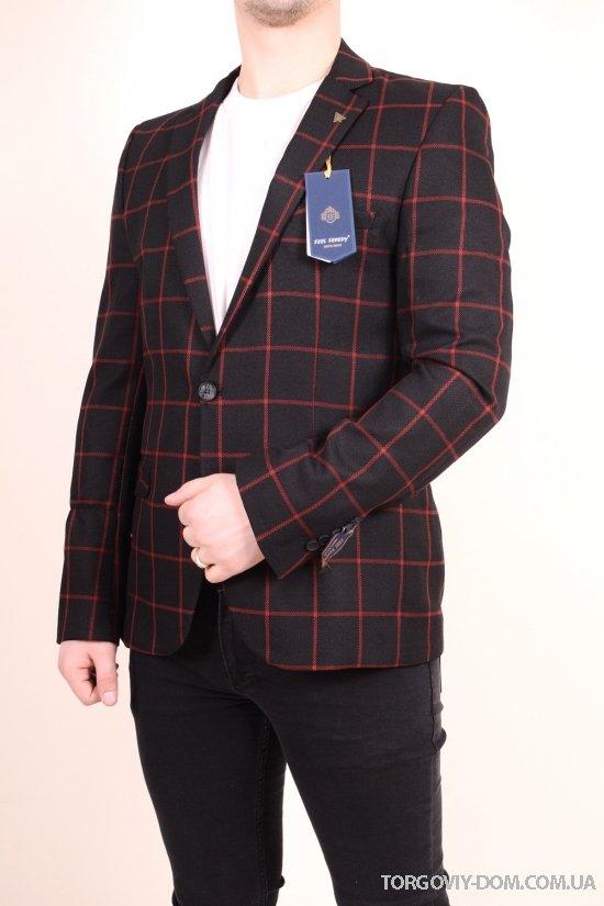 Пиджак классический мужской  (color 05) рост 6 Daniel Gallotti (Polyester 80%,Viscose 20%) Размеры в наличии : 42,44 арт.363