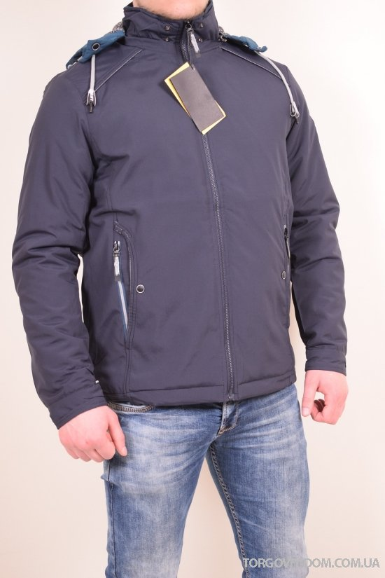 Куртка мужская из плащевки (color 2) демисезонная состав 100% Polyester GMF Размеры в наличии : 46,48,50 арт.6825