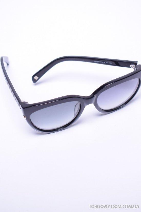 Очки солнцезащитные женские polarized  (color 001) FENDI арт.FS5257