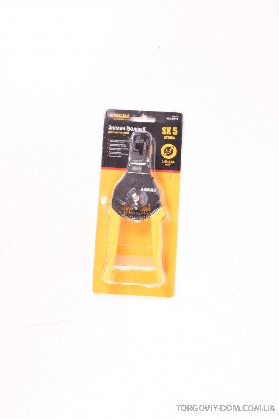 Съемник изоляции автоматический 1,0-3,2мм арт.4372441