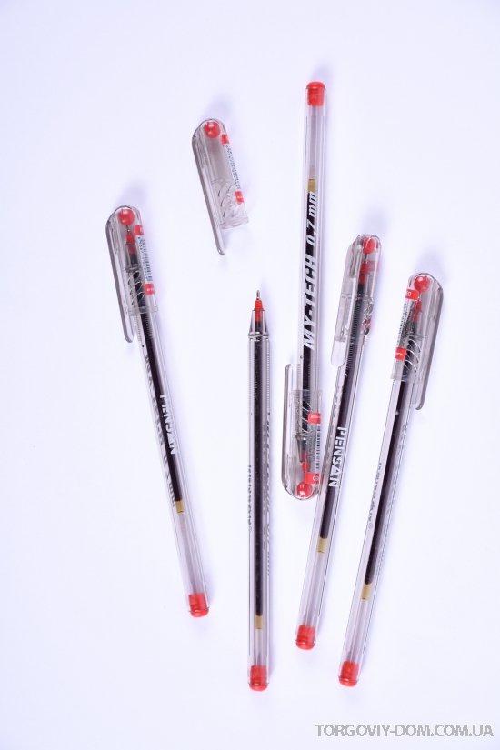 """Ручка шариковая (цв.красный) 0.7 mm My-Tech """"Pensan"""" арт.2240"""
