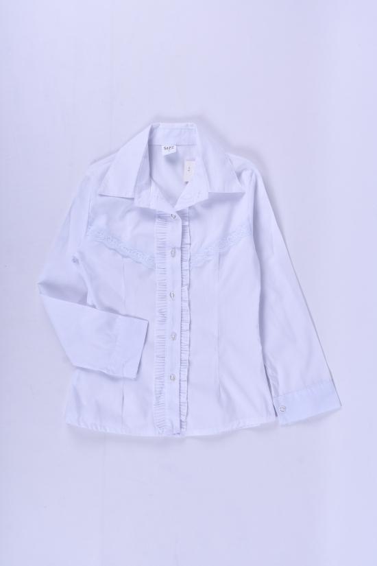Рубашка для девочки Merve Роста в наличии : 116,122,128,134,140 арт.0016