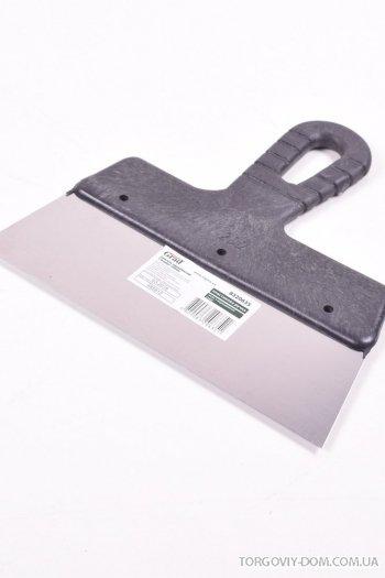 Шпатель нержавеющий стандарт 200 мм Grad арт.8320635