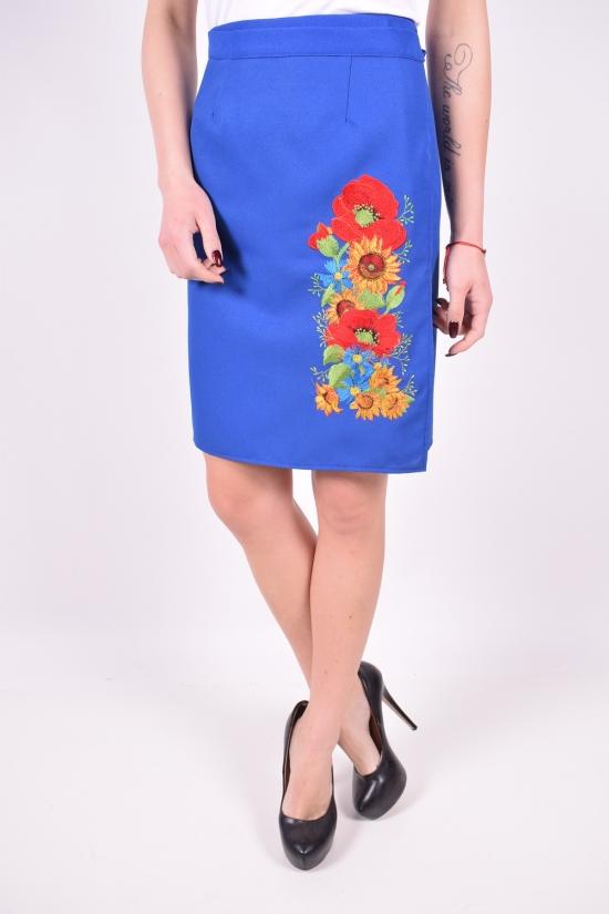 Юбка женская (цв.синий) Размеры в наличии : 46,48,50 арт.юбка