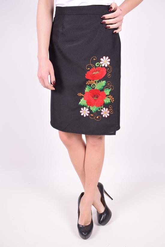 Юбка женская (цв.черный) Размеры в наличии : 44,46 арт.юбка