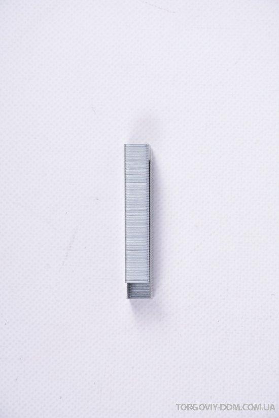 Скобы 12/0,7мм каленые (1000шт) арт.2812121