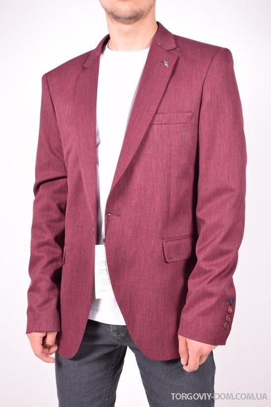 Пиджак мужской классический  (color 7) JOYMEN Размеры в наличии : 42,44,46,48,50,52 арт.758