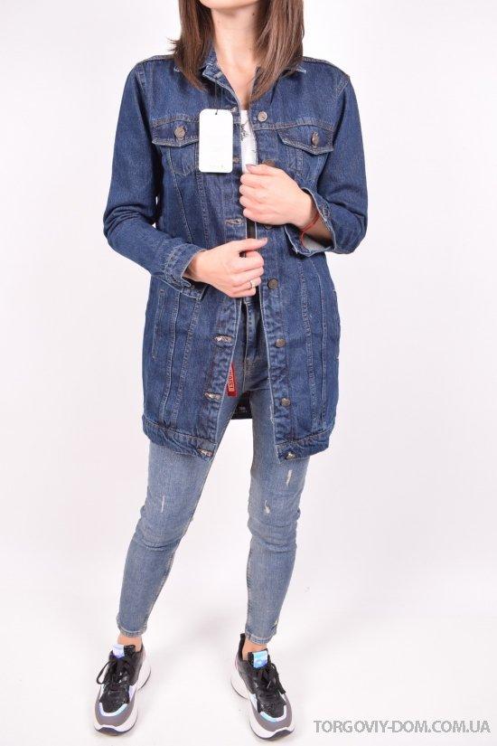 Пиджак джинсовый женский (color 1) Lady Forgina Размеры в наличии : 42,44,46,48 арт.3320