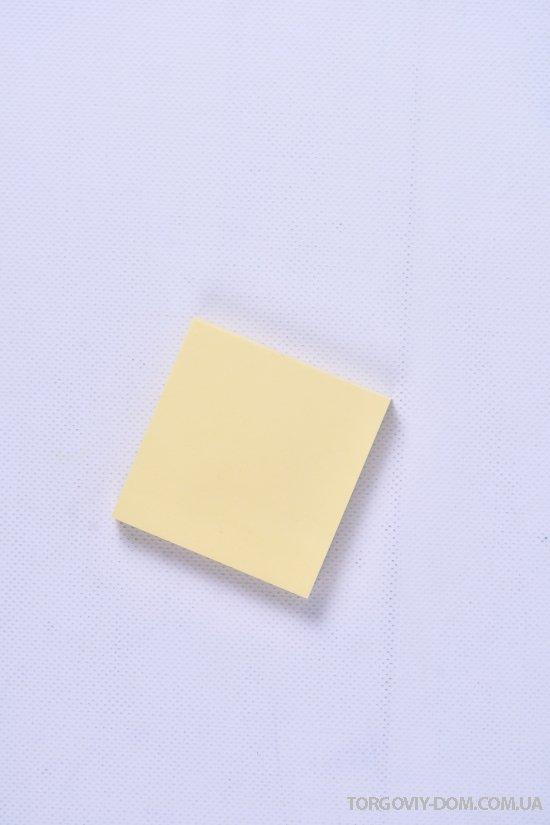 Бумага для заметок 100 листов (76/76мм) арт.0022